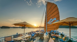 Luxury at its best: Paradise Cruise + Sheraton Hotel